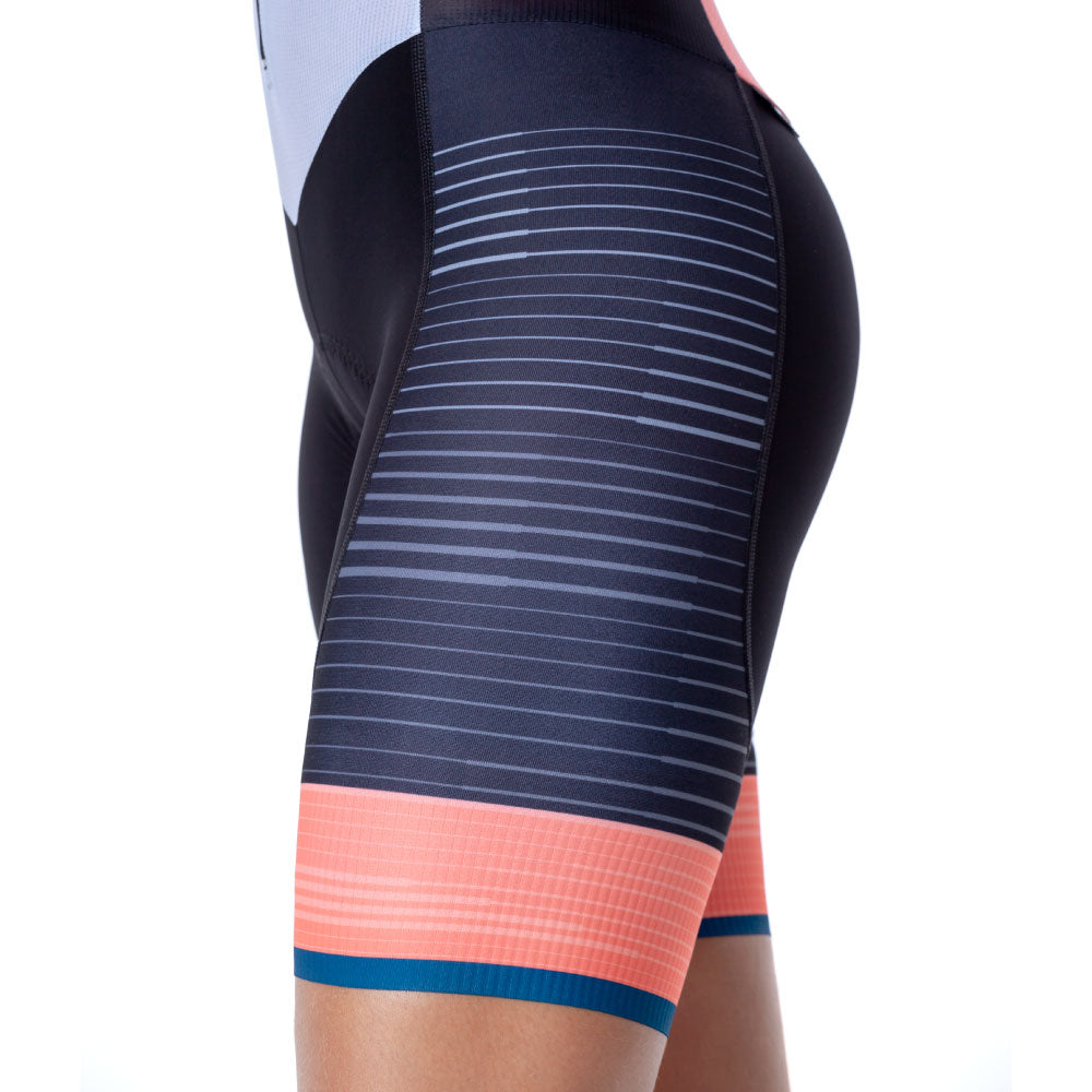 Monument'19 - Evoluzione - Kona Performance Triathlon Skinsuit. Women