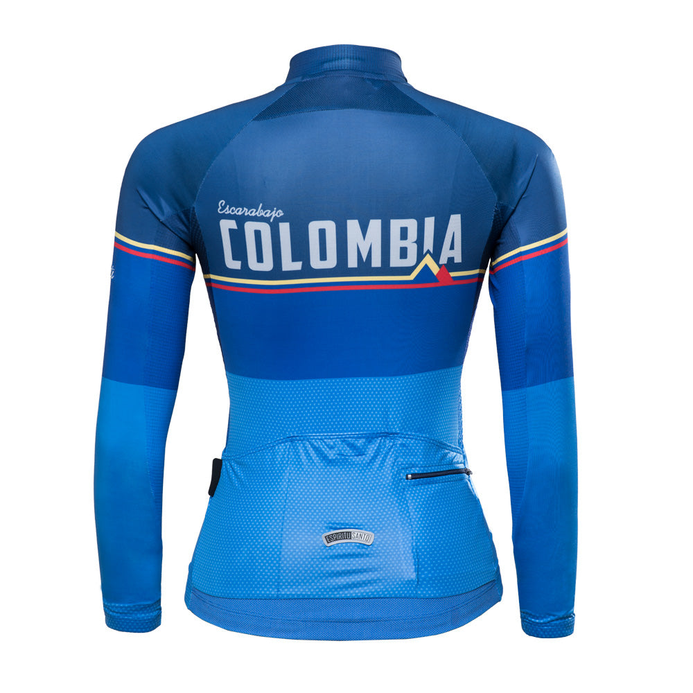 Preorder - Escarabajo - Long Sleeve Jersey. Women
