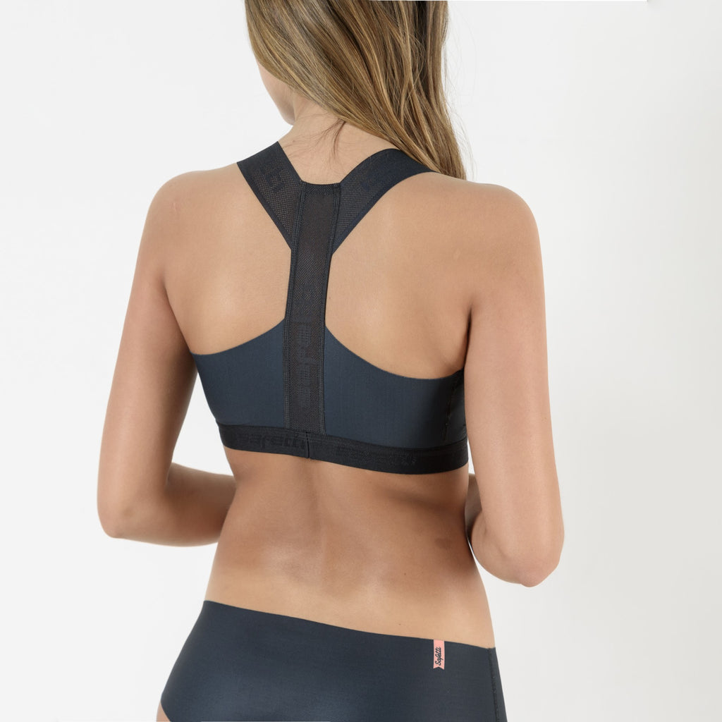 Pre-order Respirare - Biancheria Nero - Top. Women