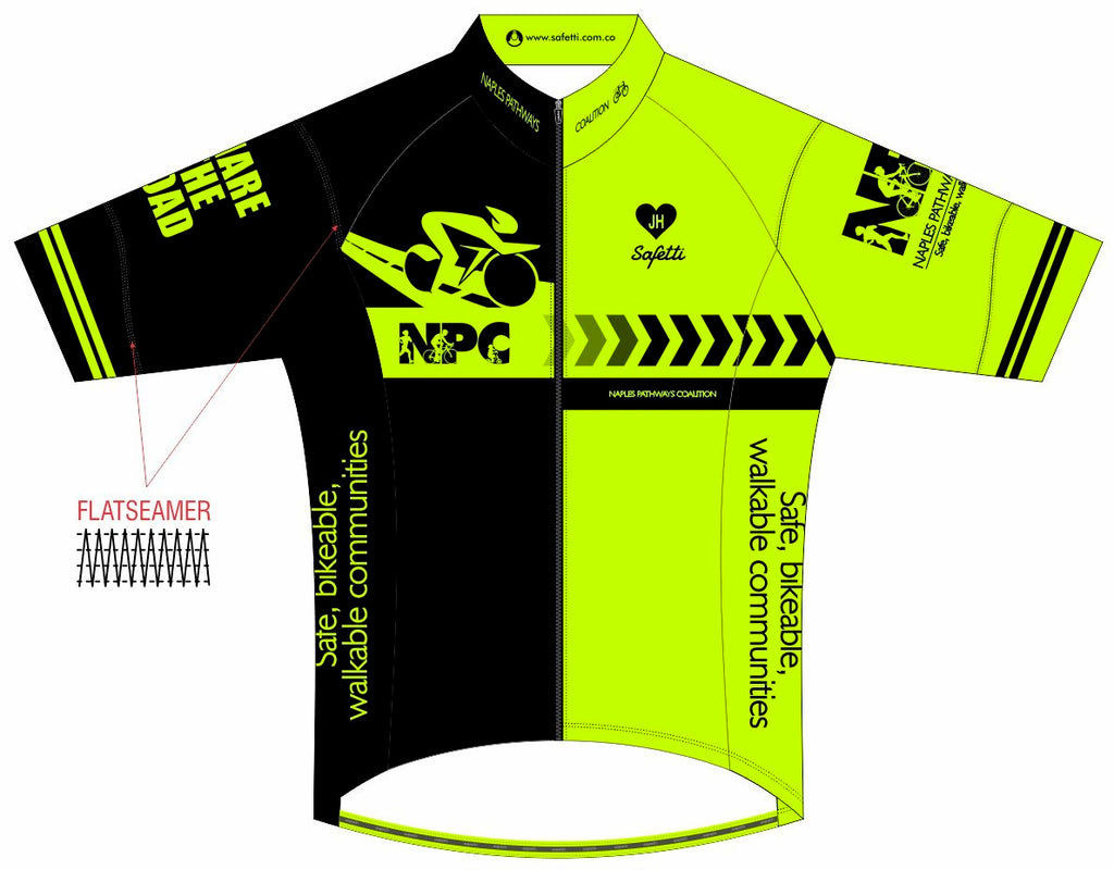 NPC - Skin Light RACE FIT SS Jersey. WOMEN Keeps You Cooler in Warm Weather FOR EXTENDED LENGTH (1 INCH LONGER) CHOOSE THE LONGER VERSION