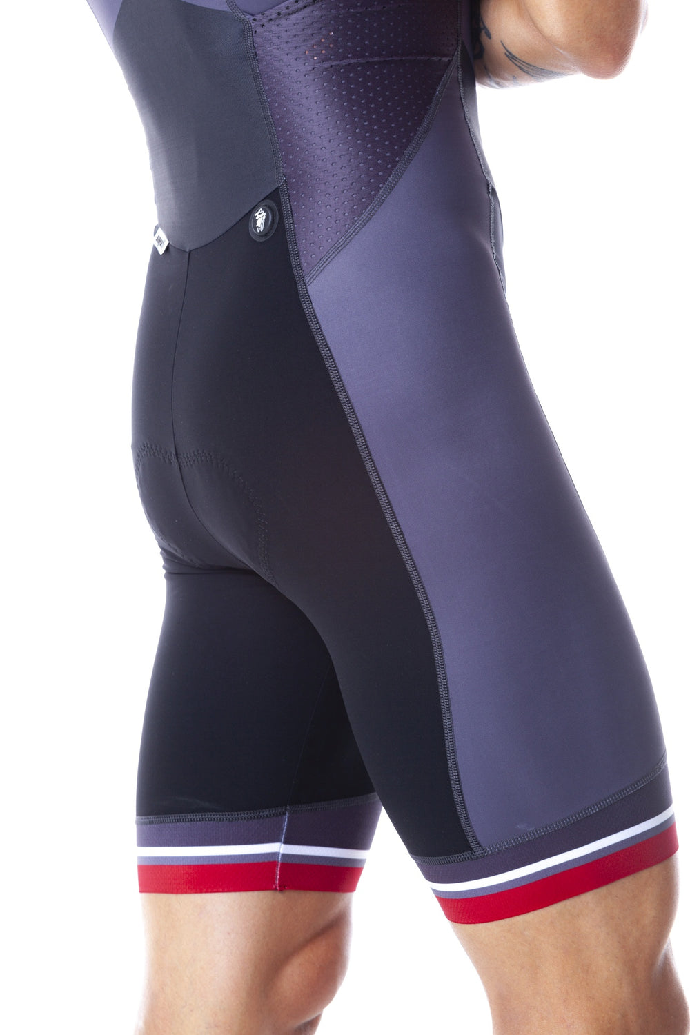 Pre-order Monument II - Asfalto - Triathlon Skinsuit. Men