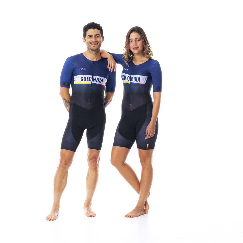 Pre-order Monument II - Sportivo Colombia - Kona Performance Triathlon Skinsuit. Men