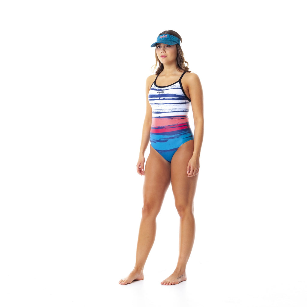 Pre-order Monument II - Tramonti - Swimsuit. Women