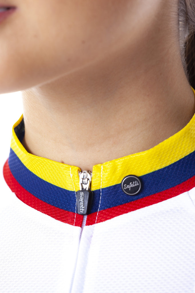 Pre-order Monument II - Colombia Varta - Short Sleeve Jersey. Women
