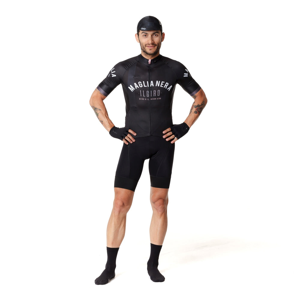 Pre-order Monument II - Maglia Nera - Short Sleeve Jersey. Men
