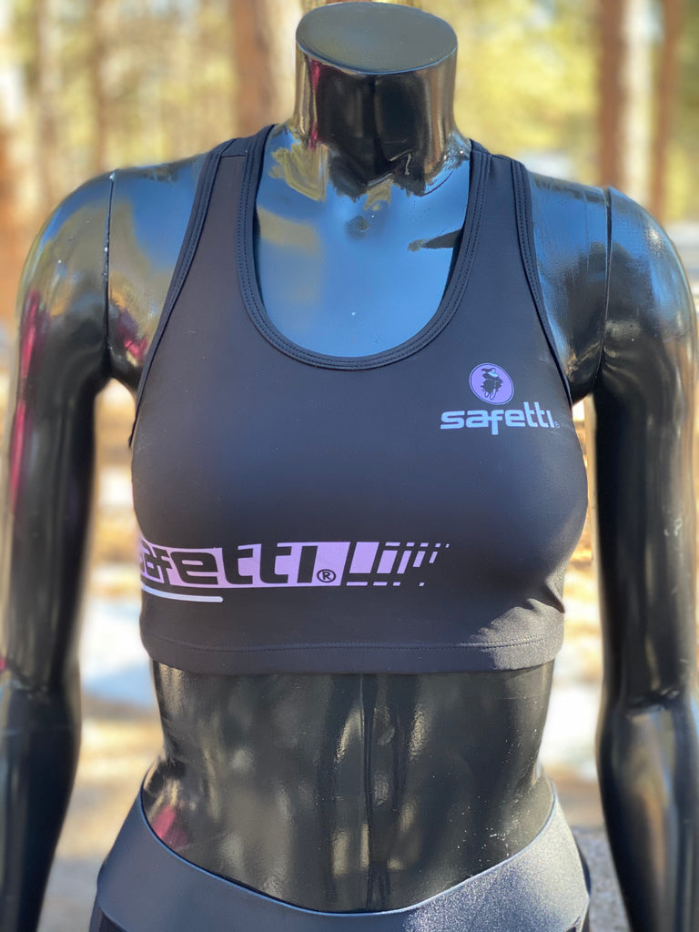 Safetti's Running Bra. Women