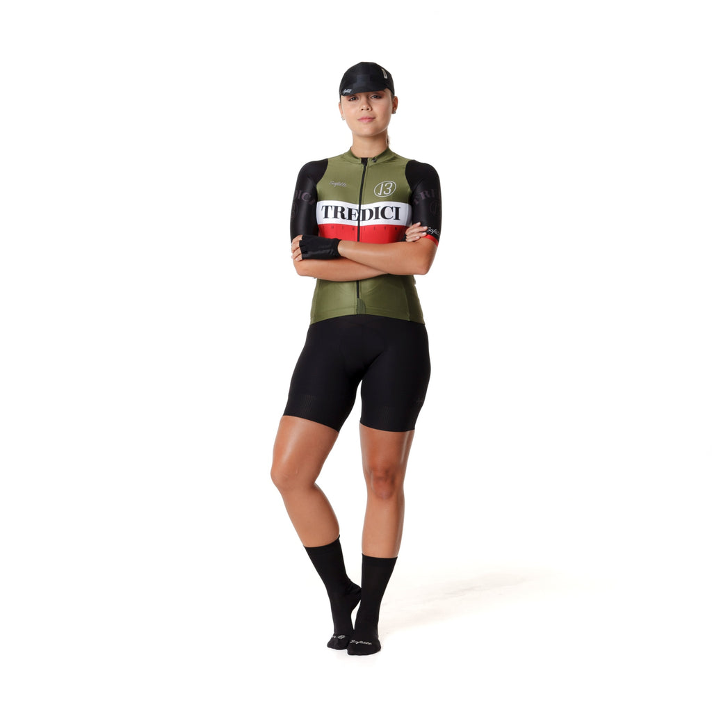 Pre-order Monument II - Tredici - Short Sleeve Jersey. Women