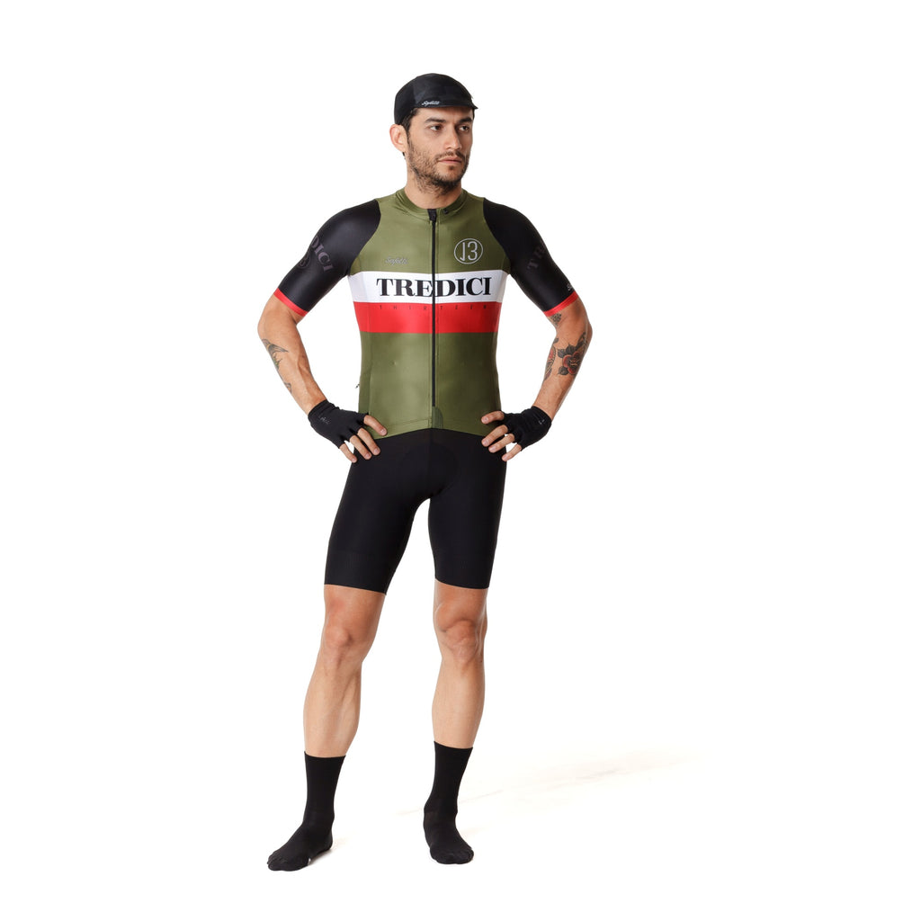 Pre-order Monument II - Tredici - Short Sleeve Jersey. Men