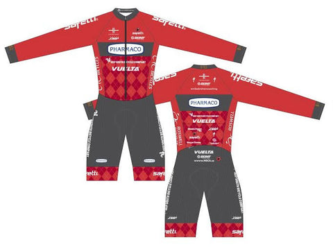 Pharmaco Georgia - BIO Skinsuit. Lycra Sport. Men