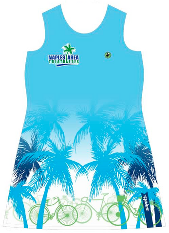 NATS Naples - New Palm Trees Dress. Women