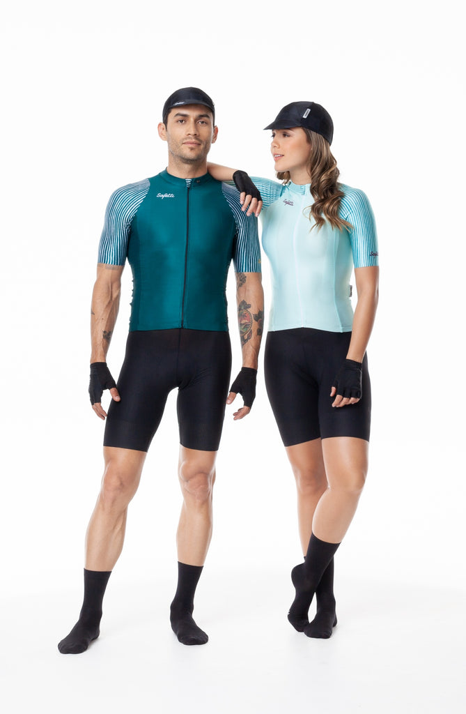 Pre-order Monument'19 - Ineffable - Green -  Short Sleeve Jersey. Men