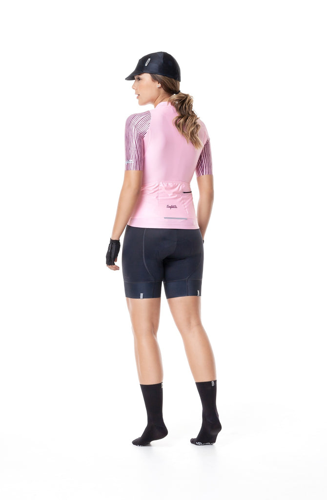 Pre-order Monument'19 - Ineffable - Pink -  Short Sleeve Jersey. Women