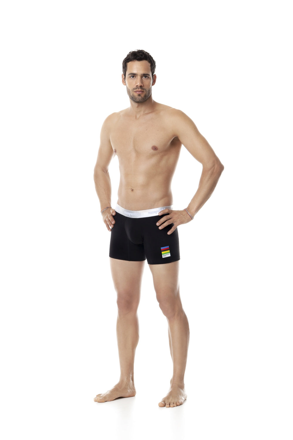 Trascendenza - Championships black - Cotton boxer
