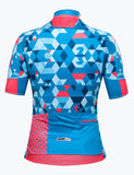 ES'17 - Abstraction - Short Sleeve Jersey. Women