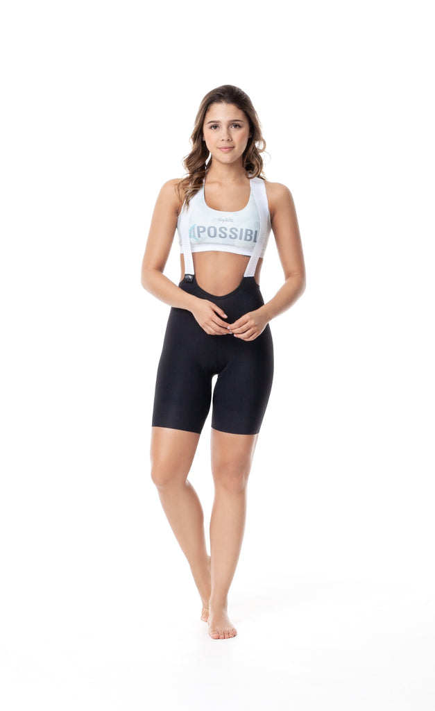 Evans - Bib Short. Women