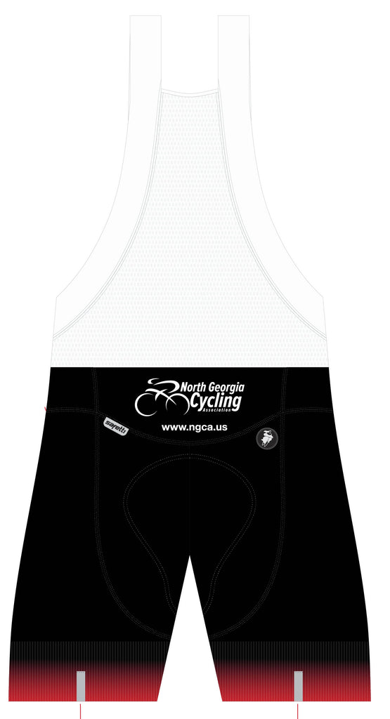 NGCA Racing - Piamonte Cycling Bib Short. Men