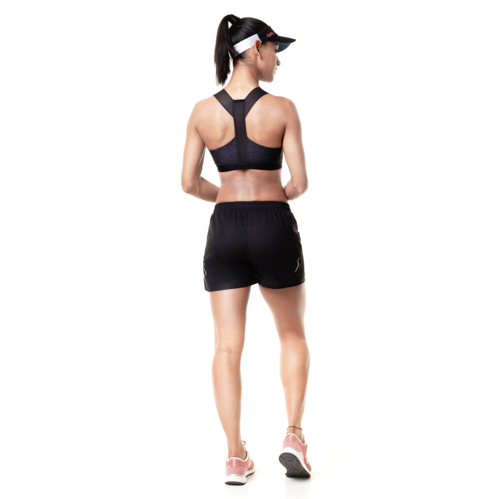 Sunset Running - Endeavor - Running Shorts. Women