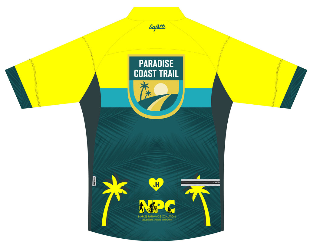 NPC - PCT - Skin Light RACE FIT SS Jersey. MEN - Keeps You Cooler in Warm Weather - FOR EXTENDED LENGTH (1 INCH LONGER) CHOOSE THE LONGER VERSION