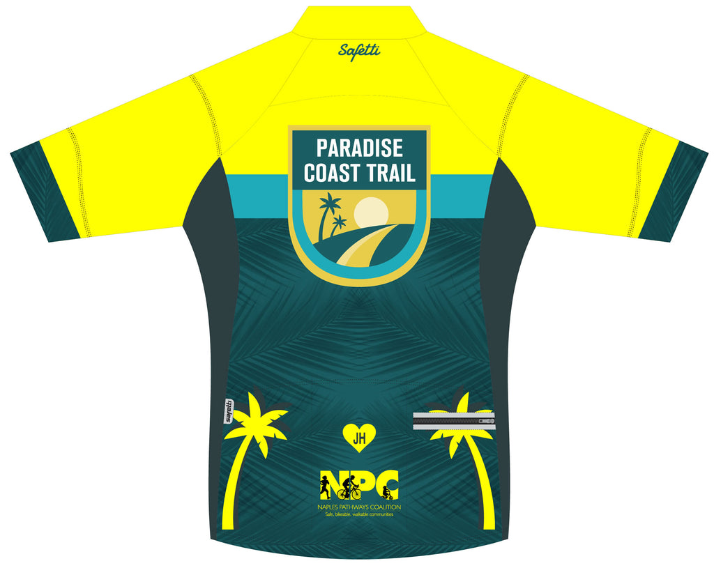 NPC - PCT - Skin Light RACE FIT SS Jersey. WOMEN - Keeps You Cooler in Warm Weather - FOR EXTENDED LENGTH (1 INCH LONGER) CHOOSE THE LONGER VERSION