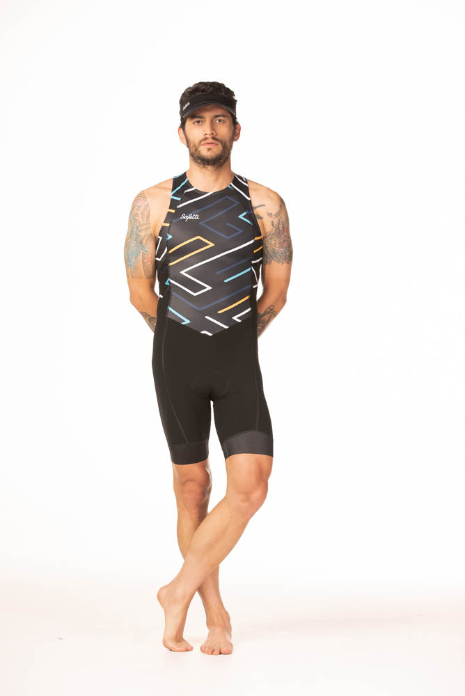 Pre-order L'Infinito - Astratto - Triathlon Skinsuit. Men