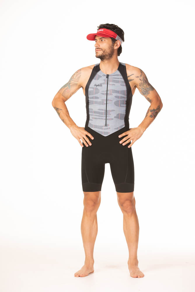 Pre-order L'Infinito - Acqua - Triathlon Skinsuit. Men