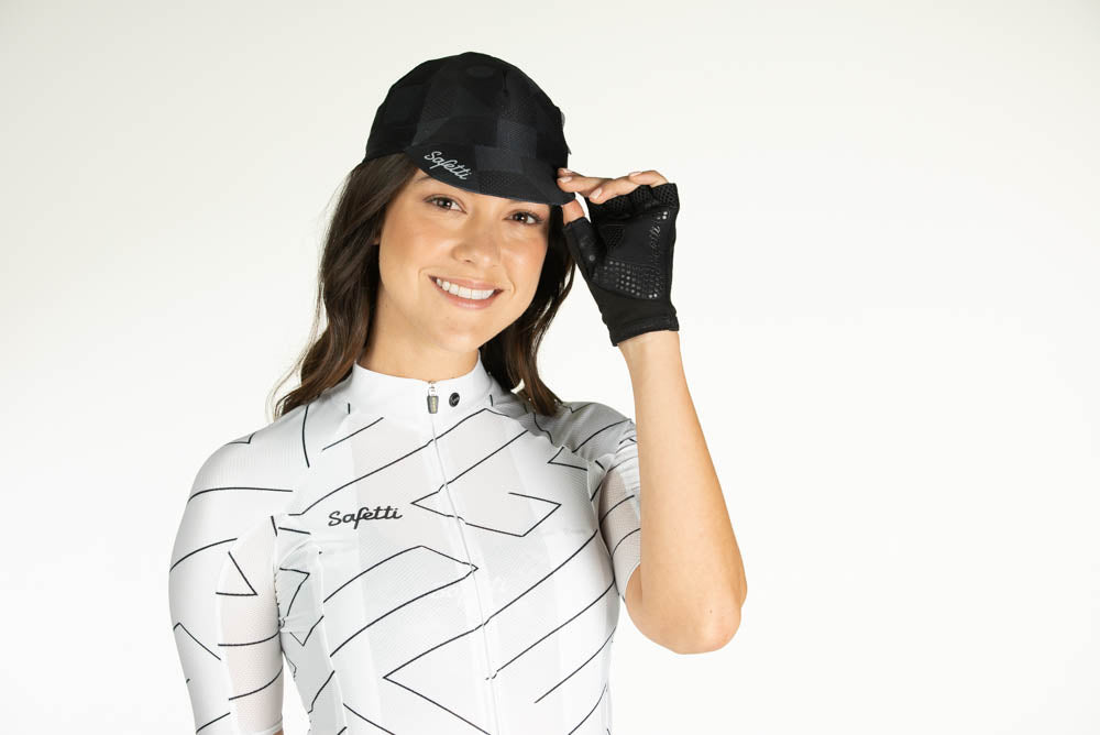 Pre-order L'Infinito - Notte Bianco - Short Sleeve Jersey. Women