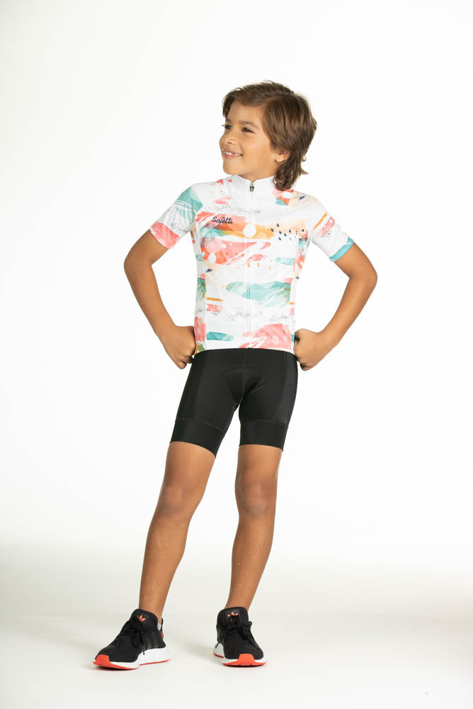 Pre-order L'Infinito - Dolomitas - Cycling Jersey. Junior