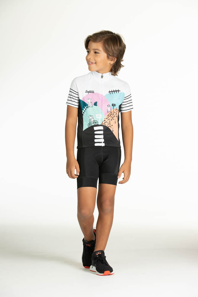 Pre-order L'Infinito - Dolce Giro - Cycling Jersey. Junior