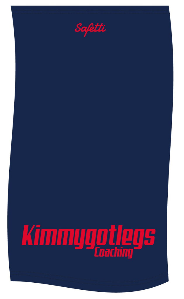 Kimmygotlegs - Blue Face Protector (Buff). Unisex