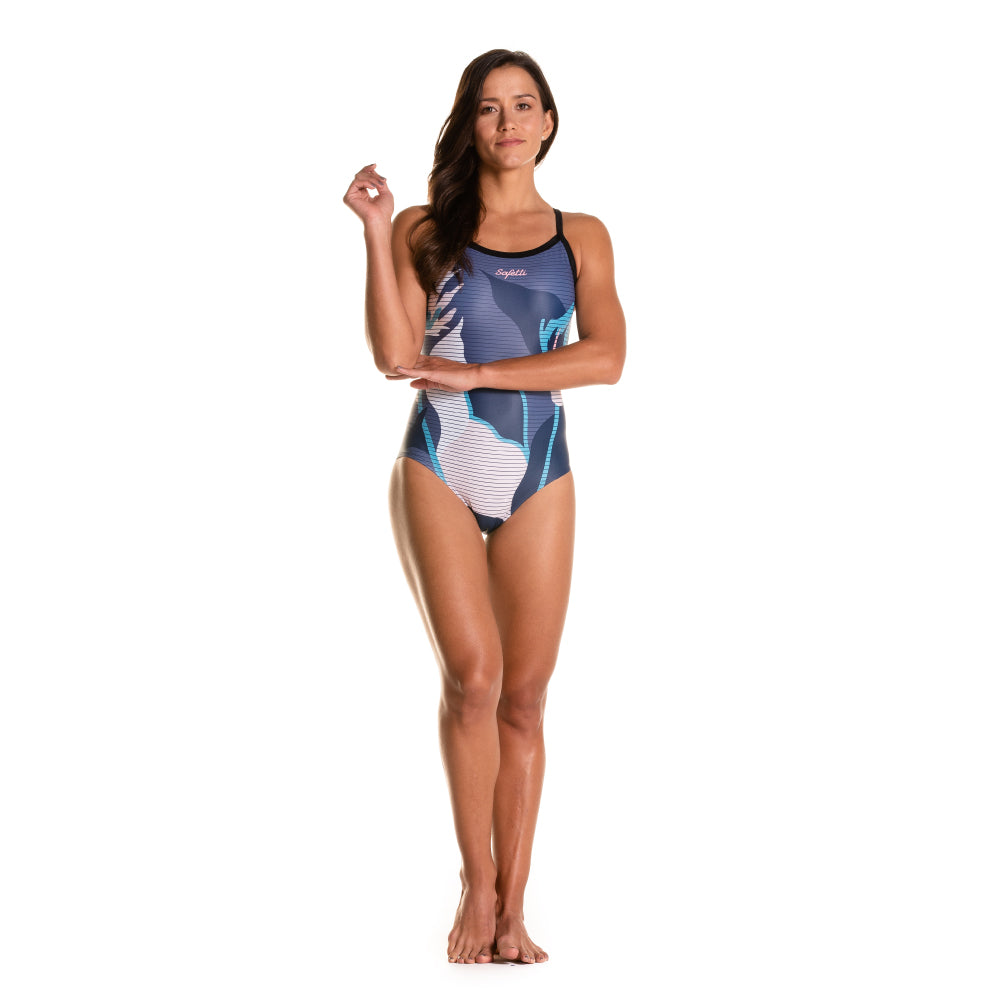 Pre-order- Summer Days - Dandelion - Swimsuit. Women