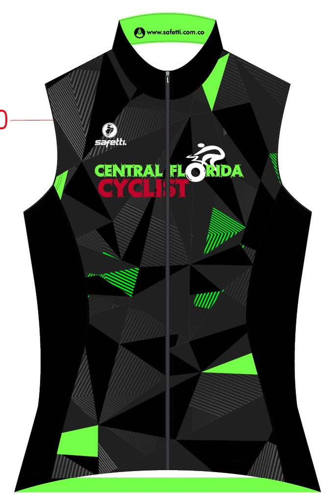 CFC - Ventura Cycling Vest. Women