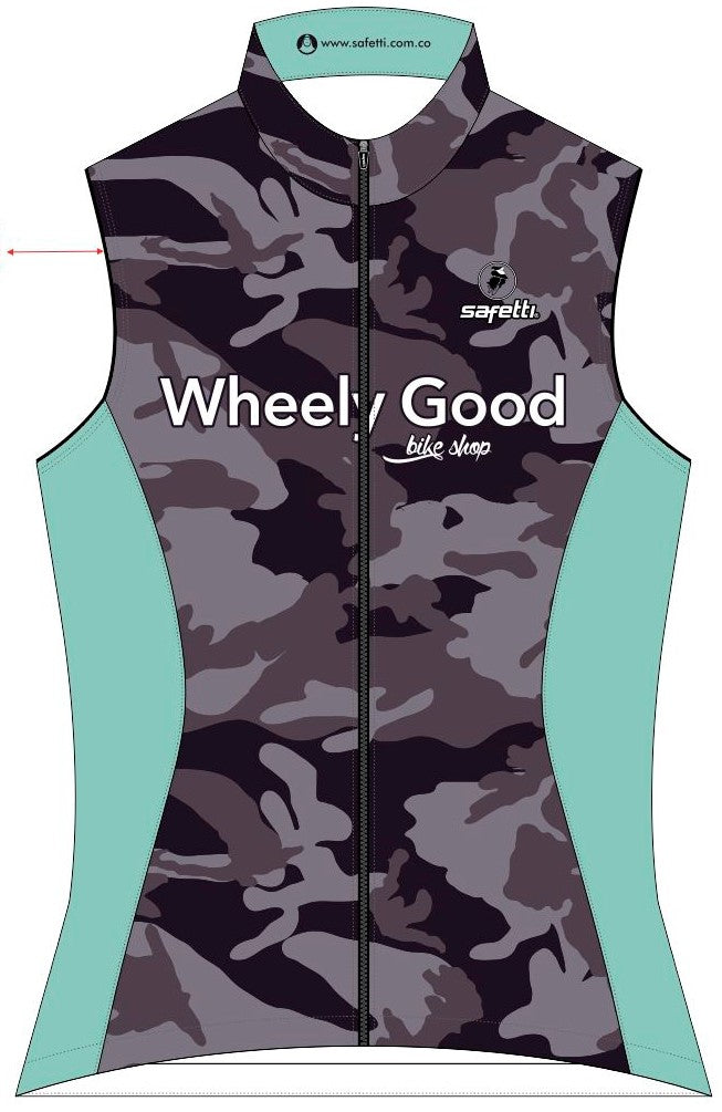 Wheely Good - Ventura Vest. Women