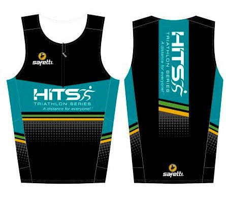 HITS - Triathlon Extended Top. Men