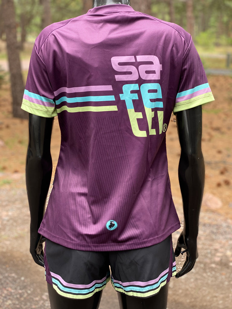 Safetti Vintage Running Shirt. Women