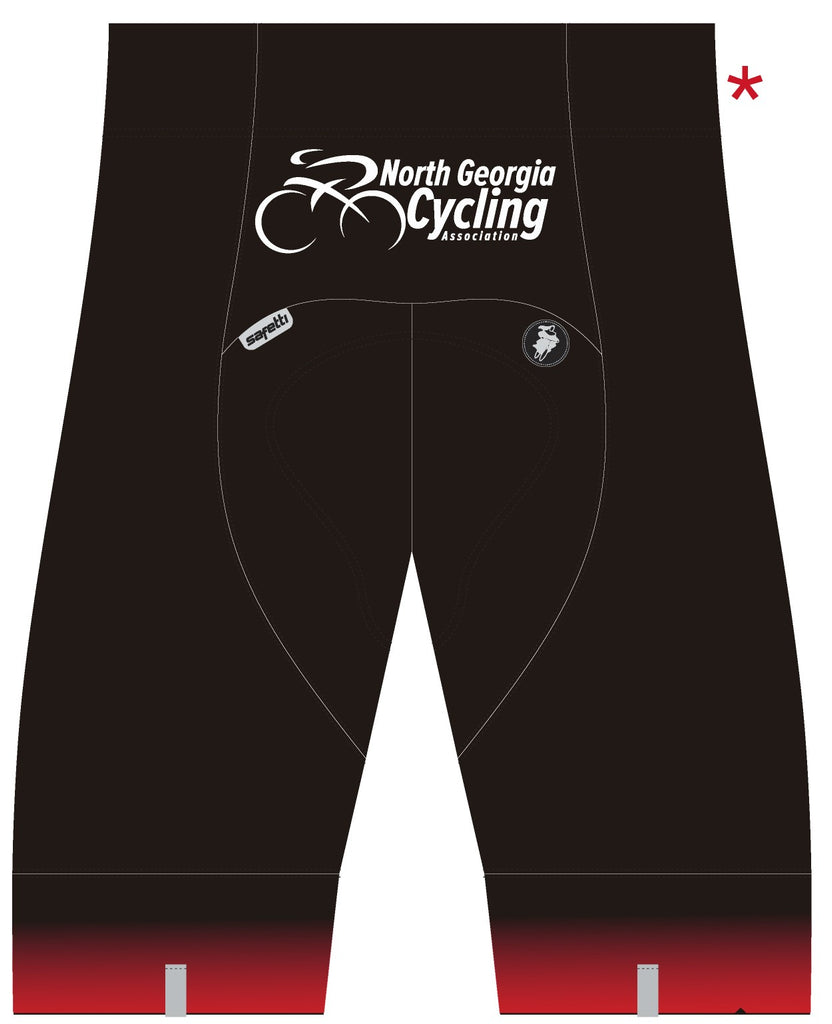 NGCA Club - Platinum GCC Cycling Short. Men