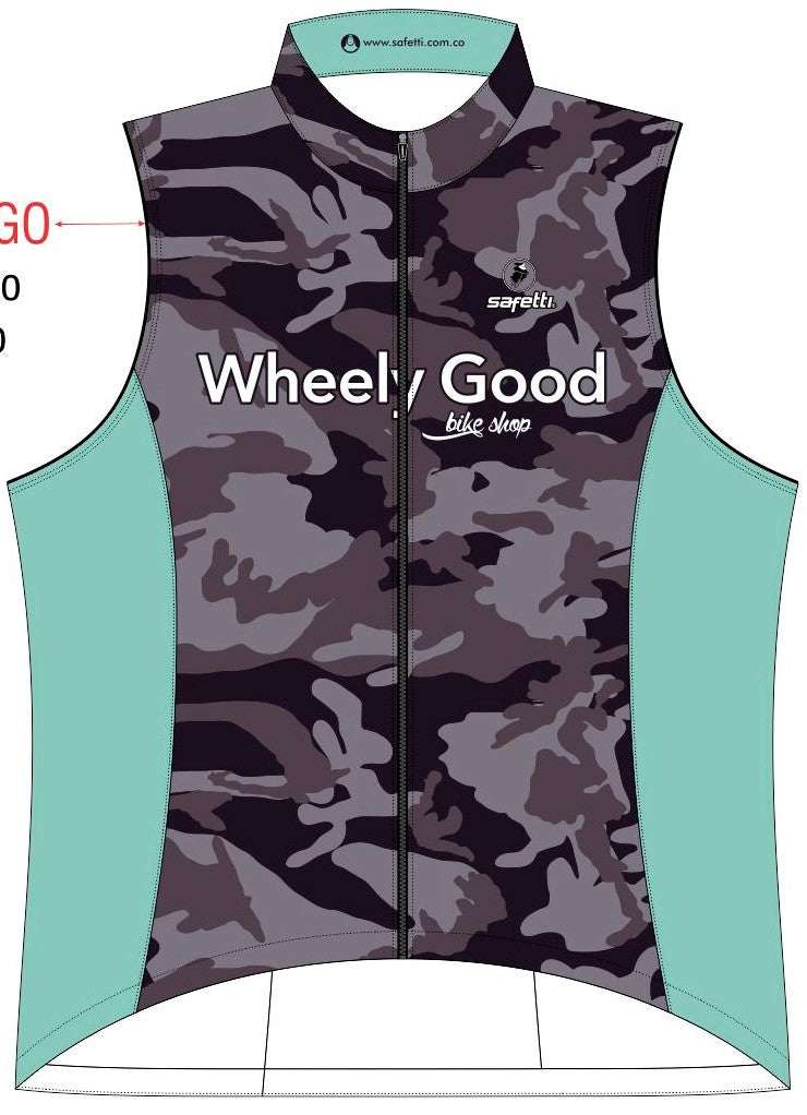 Wheely Good - Ventura Vest. Men