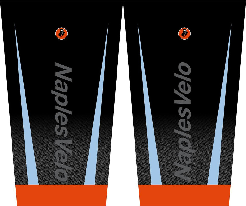 Naples Velo DSG1 - Cycling Arm Warmers. Unisex