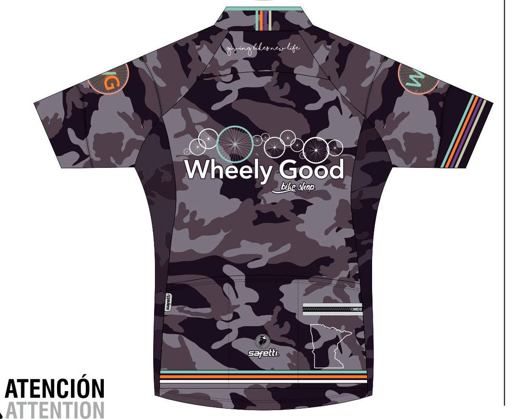 Wheely Good - Skin Jersey. Women