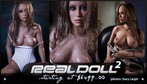 Build your own RealDoll2 - starting at...