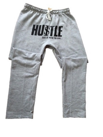 Custom Slim Straight Hustle Sweats