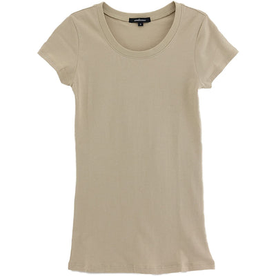 Women's Classic Crew Neck Short Sleeve Tee - 64000