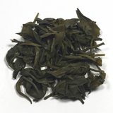 steeped bi lou chun green tea