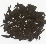 steeped golden needle black tea