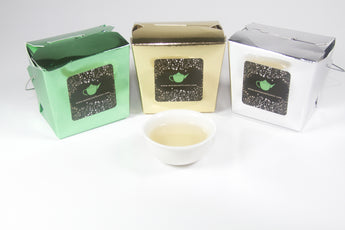 Flavored Green Oolong Tea Sampler