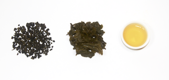 High peak organic premium green oolong