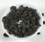 dry green oolong tea