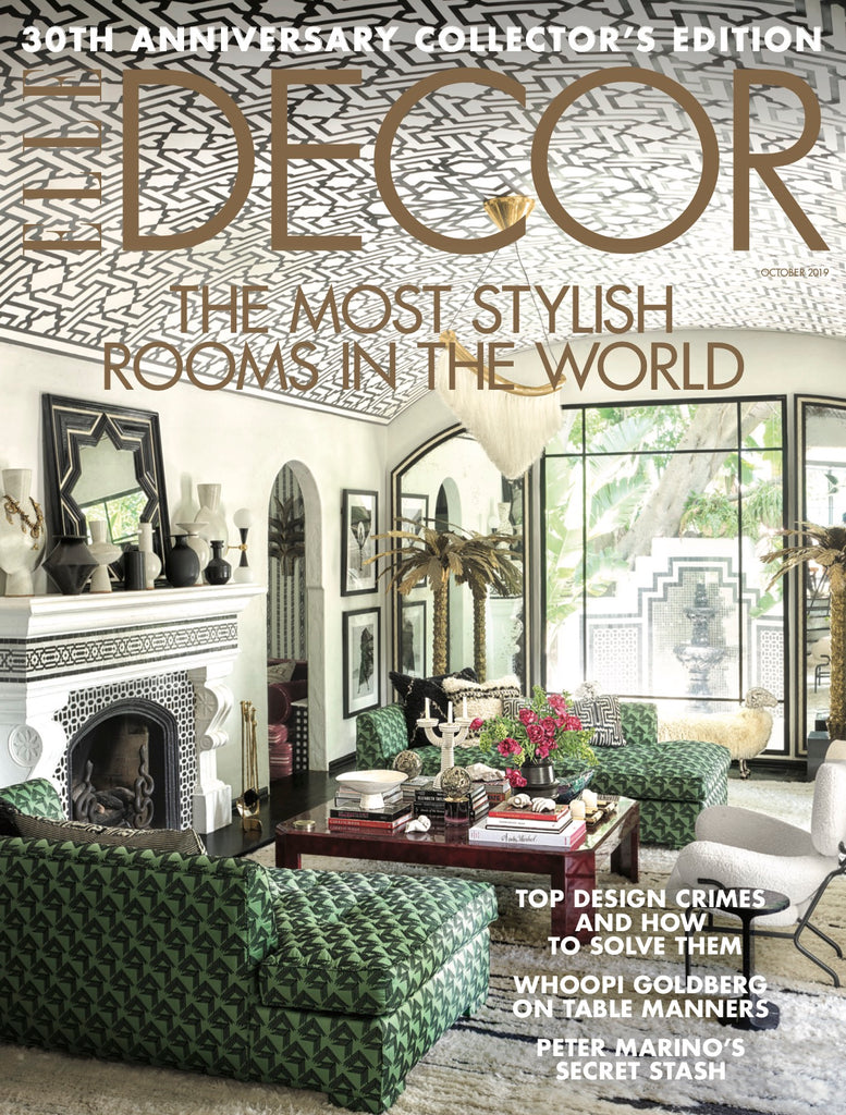 Elle Decor - October 2019