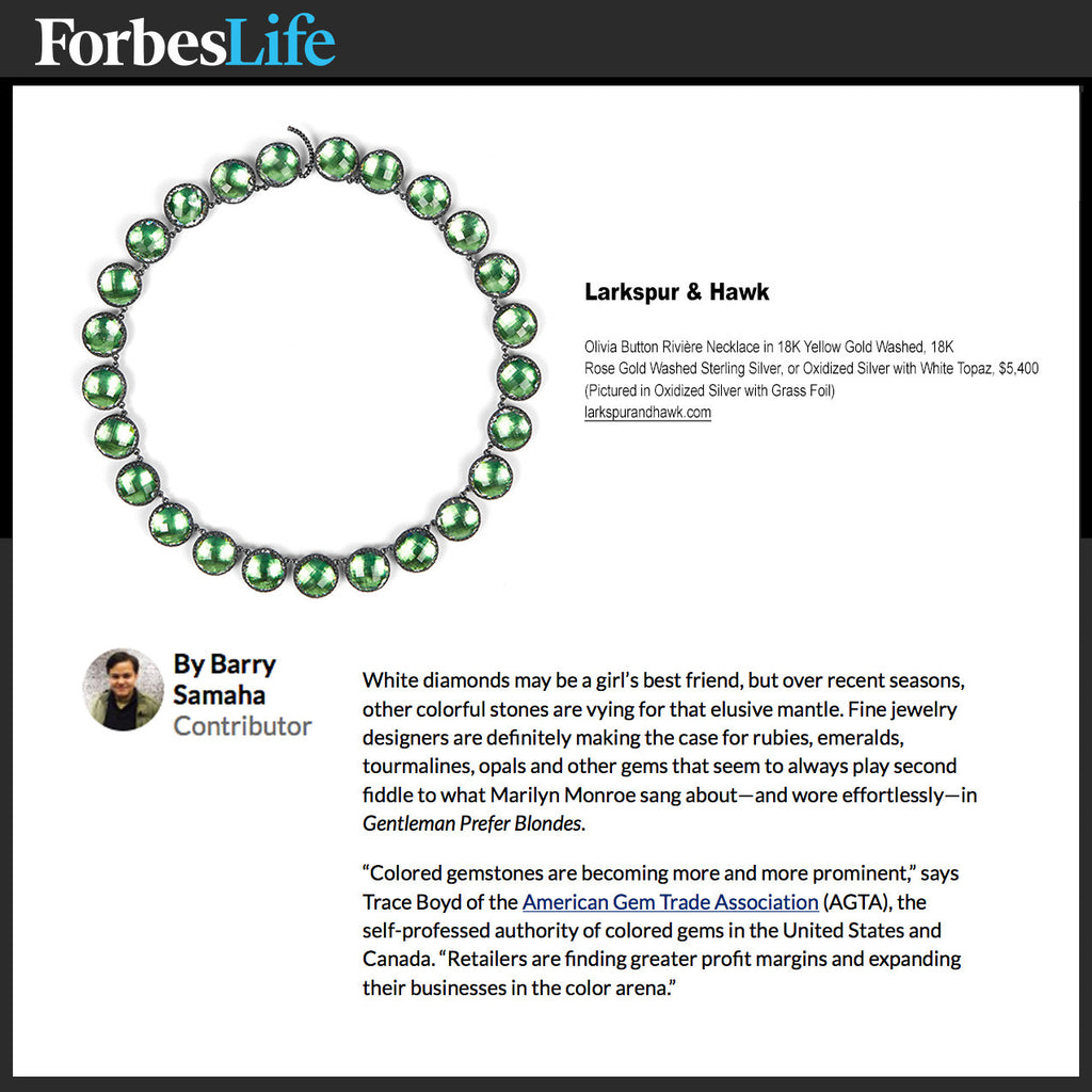 Forbes - May 2015