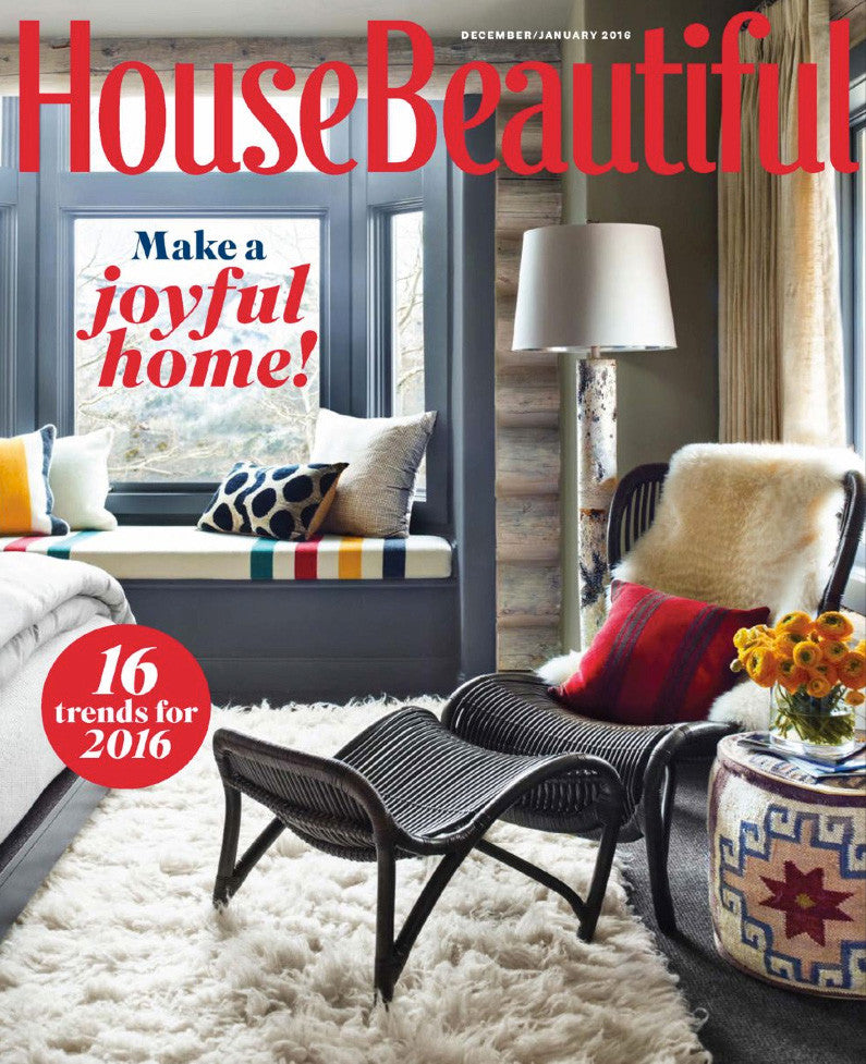 House Beautiful - December 2015