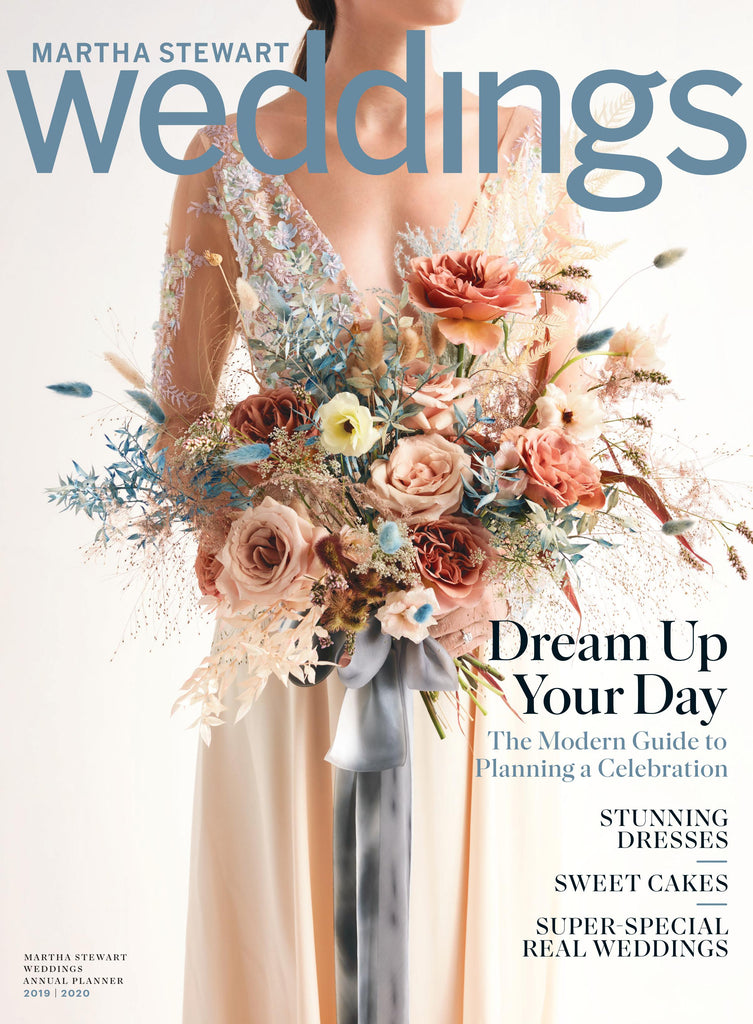 Martha Stewart Weddings - 2019/20